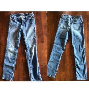 Cat and Jack skinny jeans adjustable waist